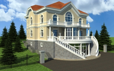 Service Provider of Residential House Hyderabad Andhra Pradesh